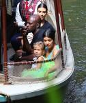 Kourtney and Kim Kardashian celebrate  Penelope's Birthday at Disneyland