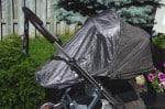 Mamas & Papas Signature Edition Chestnut Tweed Urbo² - mosquito net:sunshade