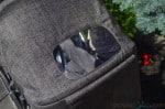 Mamas & Papas Signature Edition Chestnut Tweed Urbo² - peek a boo window
