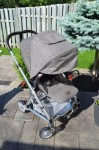 Mamas & Papas Signature Edition Chestnut Tweed Urbo² - stroller seat