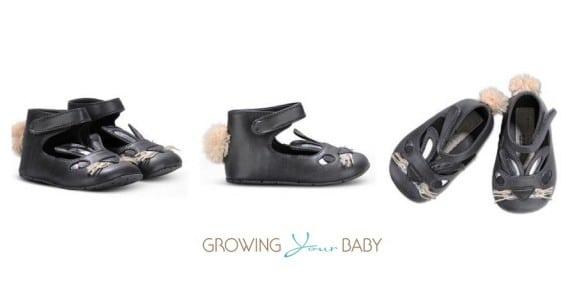 Stella McCartney Midnight Hopper Shoes