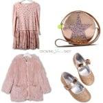 Stella McCartney Pink Primrose Party dress