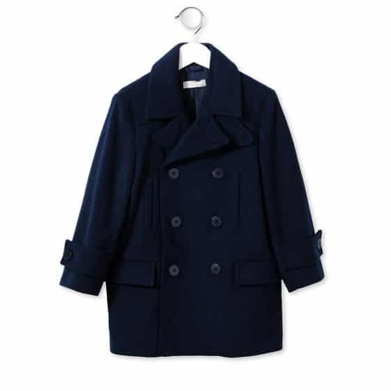 Stella Mccartney Midnight Rocco coat