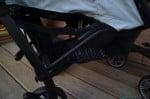 Summer Infant 3DFlip Convenience Stroller - storage basket