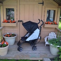 Summer Infant 3DFlip Convenience Stroller {Video Review}