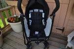 Summer Infant 3DFlip Convenience Stroller - with storage basket flap up
