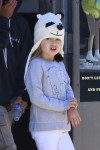 Vivienne Jolie Pitt leaves her birthday