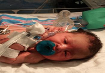 Abandoned baby Harlan found in Atlanta