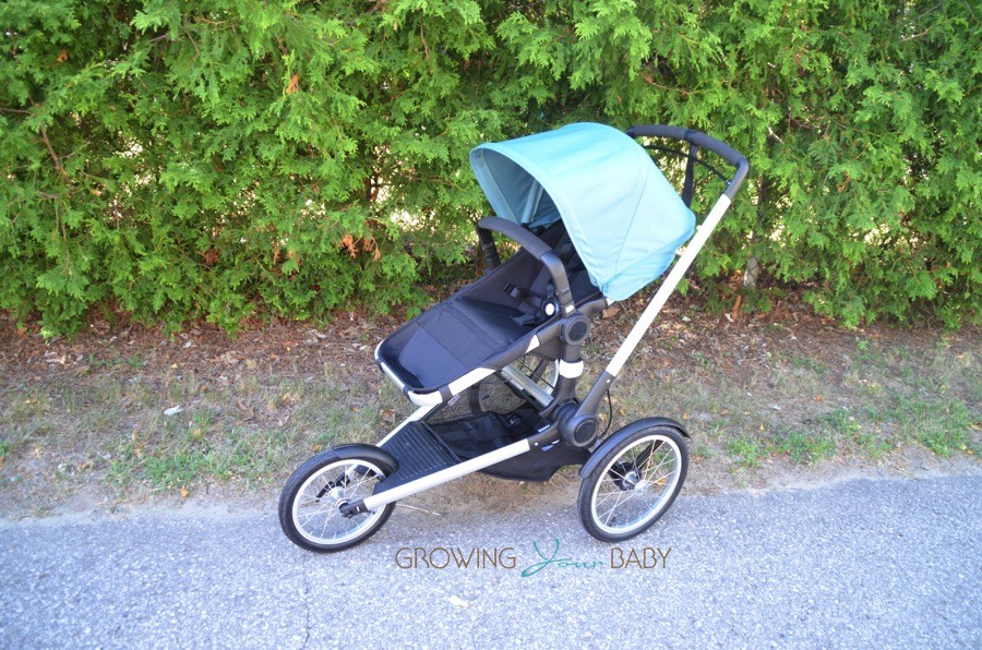 Hit The Trails With The Bugaboo Runner Video Review