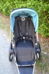 Bugaboo Runner Jogging Stroller - comfort harness