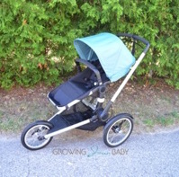 Hit The Trails With The Bugaboo Runner {Video Review}