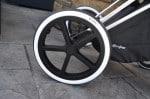 "CYBEX Priam Stroller - 11.5"" back wheel trekking"