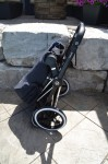 CYBEX Priam Stroller - folded