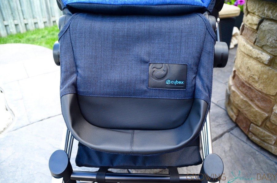 CYBEX Priam Stroller - foot rest