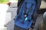 CYBEX Priam Stroller - lux seat