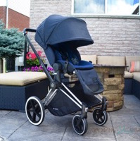 Step Out In Style With The Cybex Priam! {Video Review}