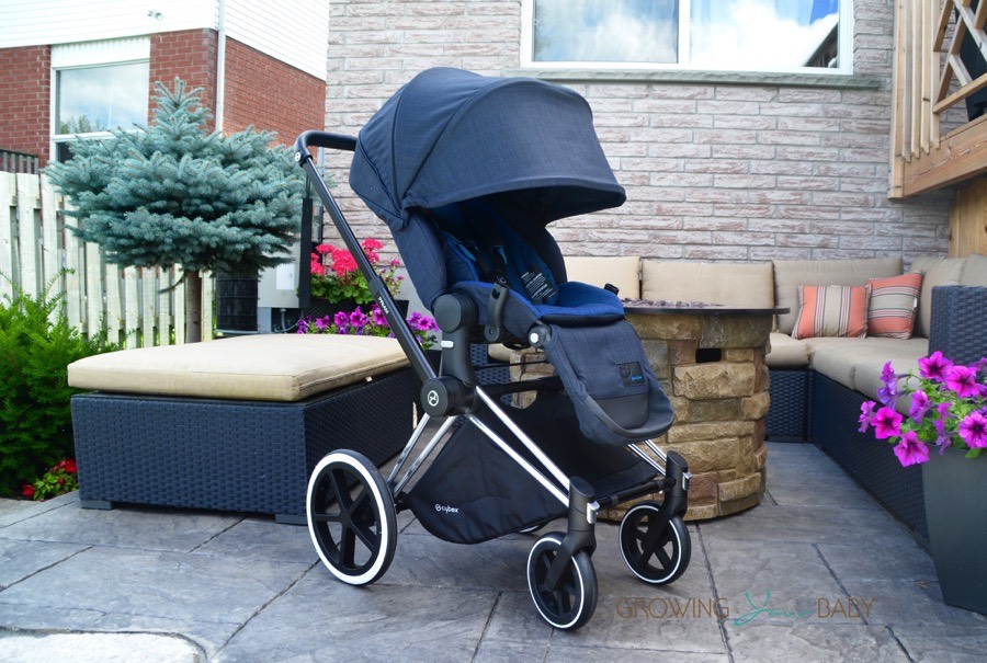 Cybex Priam Stroller Seat Forward Facing Growing Your