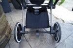 CYBEX Priam Stroller - shopping basket