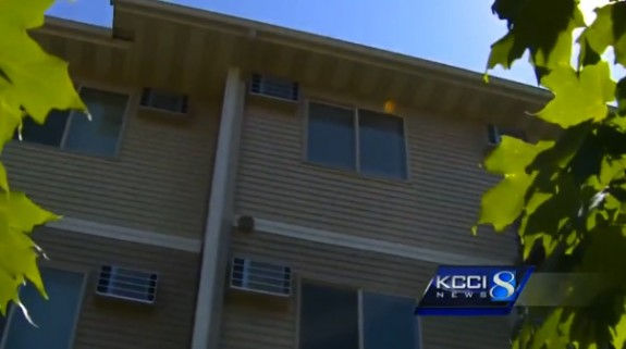 Curious Toddler Survives Three Story Fall