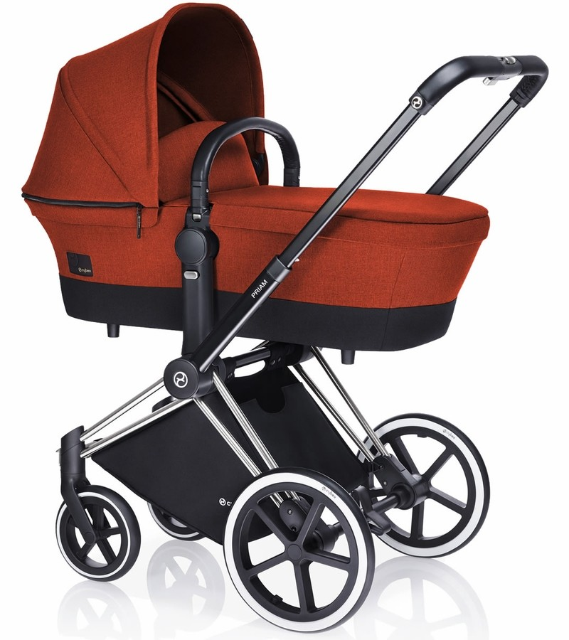 cybex priam stroller with bassinet growing your baby growing your baby. Black Bedroom Furniture Sets. Home Design Ideas