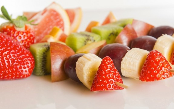 Fruit skewers (1)