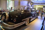 Henry Ford Museum - 1950 Eisenhower Bubble Top Lincoln
