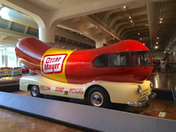 Henry Ford Museum - 1952 Weinermobile