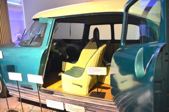Henry Ford Museum - 1957 Cornell Liberty concept car