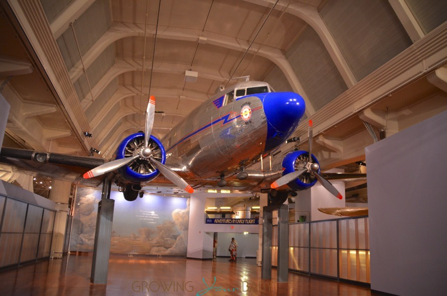 Henry Ford Museum Douglas Dc3 Growing Your Baby