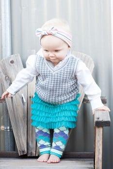 Luna Leggings tutu leggings