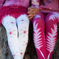 Look on the Bright Side with Luna Leggings