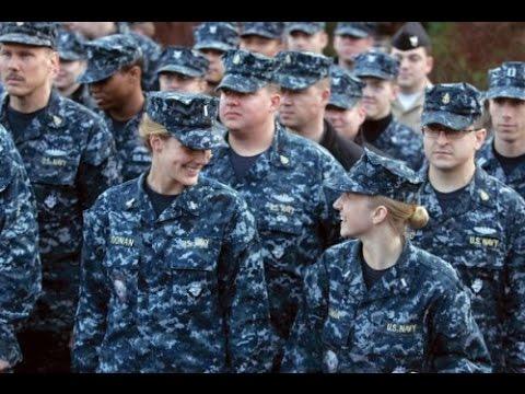 women navy