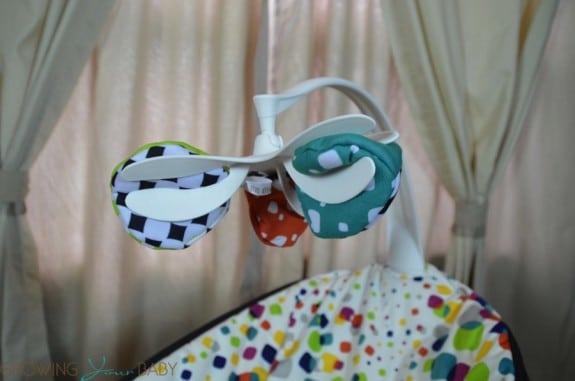 4Moms Rockaroo - toy balls