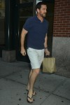 Adam Dell out in NYC