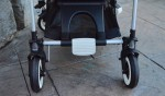 Bugaboo Bee3 - back of stroller