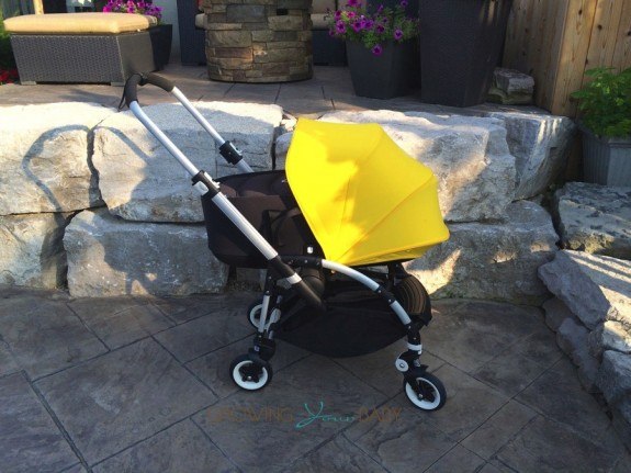 Bugaboo Bee3 - carrycot
