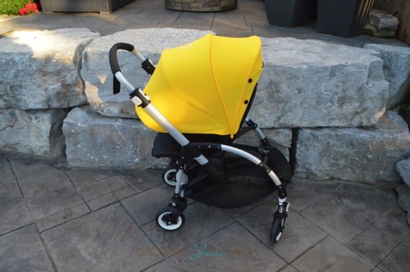 Bugaboo Bee3 - facing out reclined