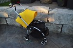 Bugaboo Bee3 - fully reclined facing out