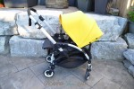 Bugaboo Bee3 - reclined facing you
