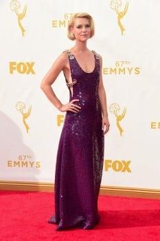 Claire Danes - 67th annual Primetime Emmy Awards