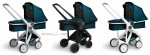 Greentom Upp stroller with carrycot