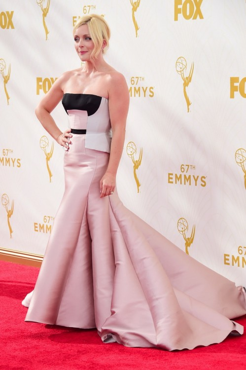 Jane Krakowski - 67th annual Primetime Emmy Awards