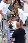 Jay-Z & Beyonce vacation in Southern Italy with Blue Ivy