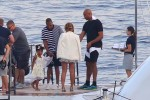 Jay-Z and Beyonce vacation in Southern Italy with Blue Ivy