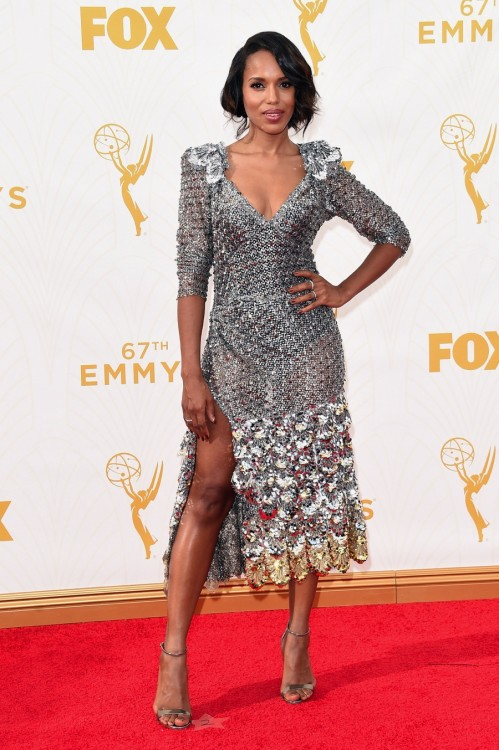 Kerry Washington - 67th annual Primetime Emmy Awards