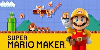 Nintendo Launches Super Mario Maker!