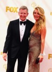 Pregnant Cat Deeley at the 67th annual Primetime Emmy Awards