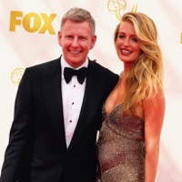 Cat Deeley Shows Off Her Tiny Baby Belly At The Emmy's!