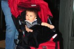Shakira's youngest Son Sasha out in NYC