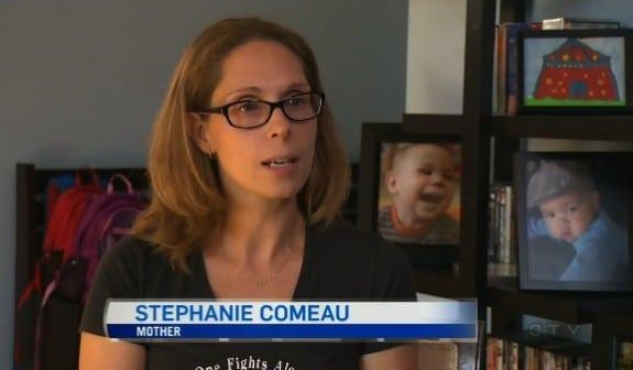 Stephanie Comeau